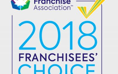 Oxygen Receives Franchisees' Choice Designation at CFA National Convention