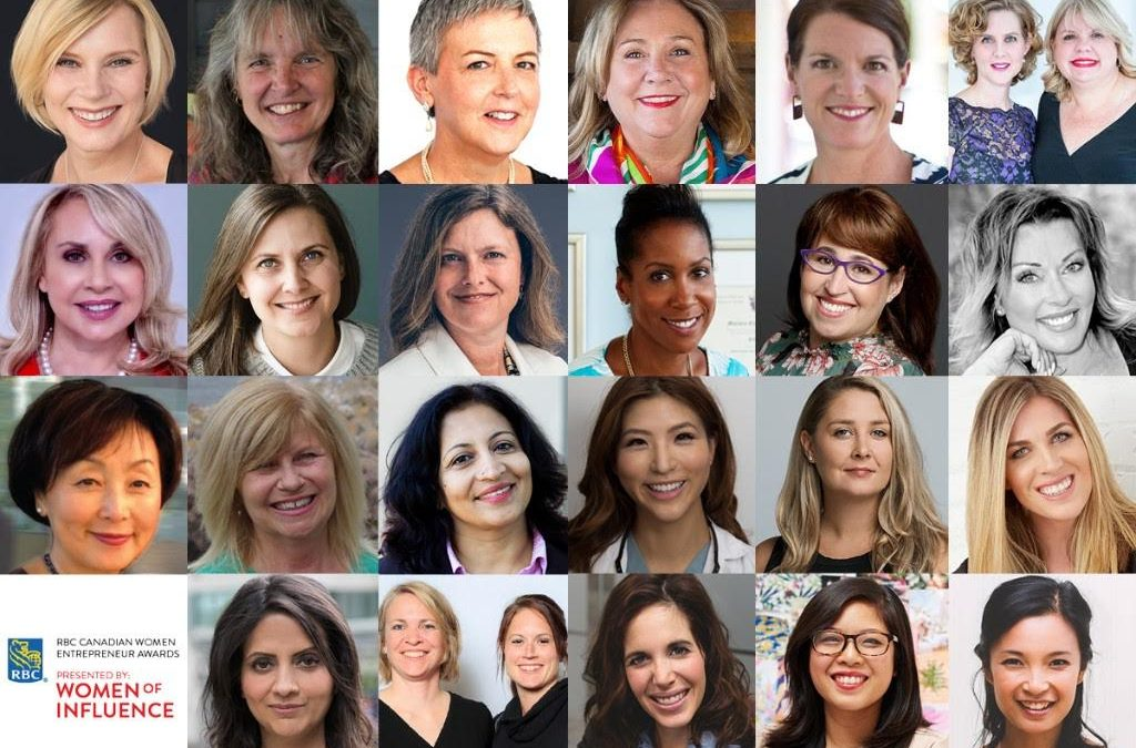 Oxygen CEO Finalist in RBC Women Of Influence Momentum Award