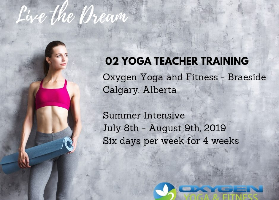 Summer Teacher Training in Alberta